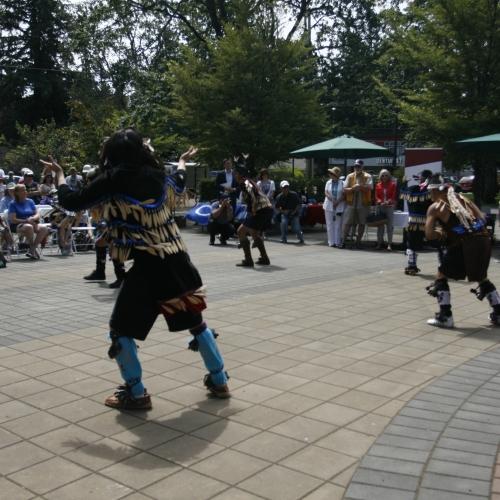 Qwulshemut Dancers