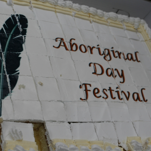 National Aboriginal Day Cake