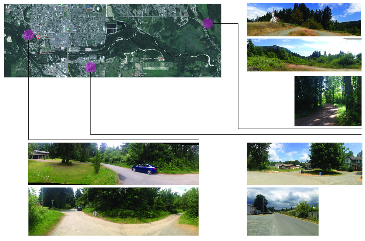 Cowichan Housing Sites_Map-Photos