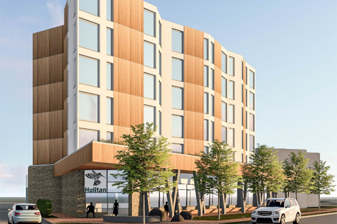 731 Station Ave Affordable Housing Project
