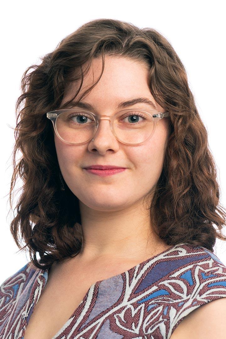Morgan Henderson, MPlan – Project Planner