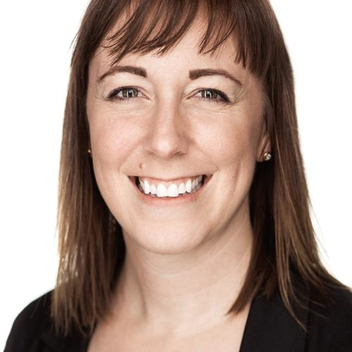 Kaela Schramm, MEd, MUP, AICP, RPP – Director Of Projects And Planning