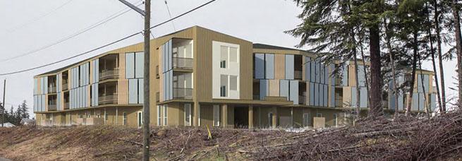 Haisla Nation Multi-Family Housing